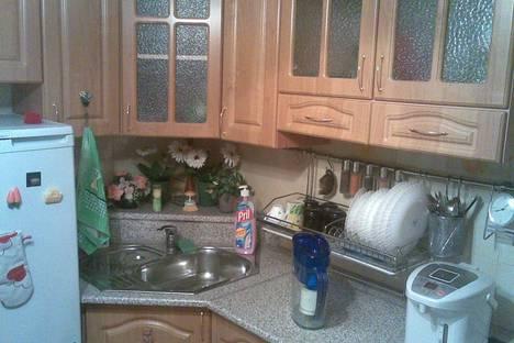 Сдается 1-комнатная квартира посуточнов Тюмени, Широтная, 63.