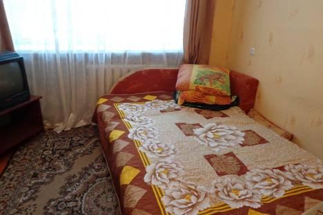 Сдается 1-комнатная квартира посуточнов Уфе, Комунаров 4.