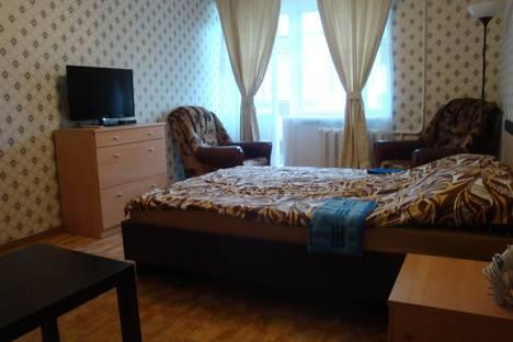Сдается 1-комнатная квартира посуточно, Некрасова 27.