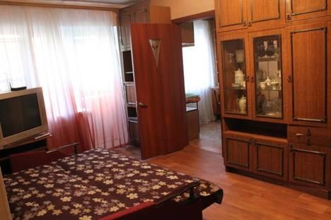 Сдается 3-комнатная квартира посуточнов Рязани, ул. Циолковского, 2/6.