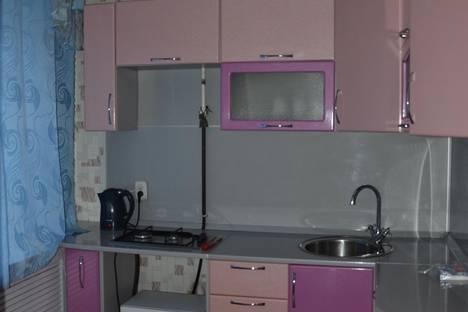 Сдается 1-комнатная квартира посуточно в Кургане, Карла Маркса, 131.