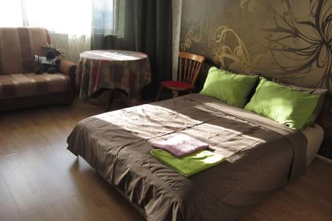 Сдается 1-комнатная квартира посуточно в Люберцах, Наташинская,8.