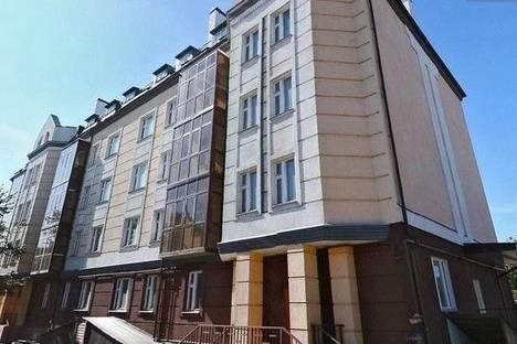 Сдается 3-комнатная квартира посуточно в Казани, Галиаскара Камала 18.