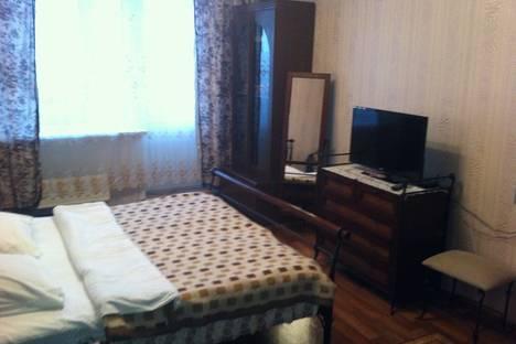 Сдается 1-комнатная квартира посуточно в Орехово-Зуеве, проезд Беляцкого 15.