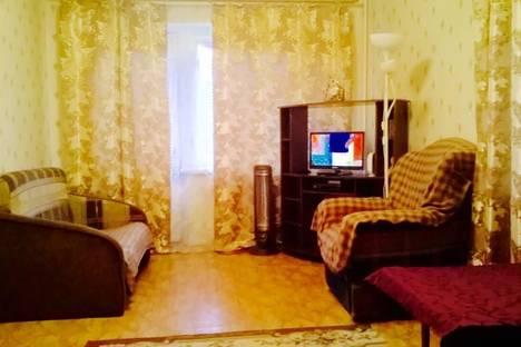Сдается 1-комнатная квартира посуточно в Орехово-Зуеве, ул. Гагарина, 10А.