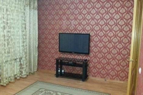 Сдается 1-комнатная квартира посуточнов Махачкале, Расула Гамзатова д.119.