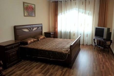 Сдается 1-комнатная квартира посуточно в Махачкале, ул. Абубакарова, 106.