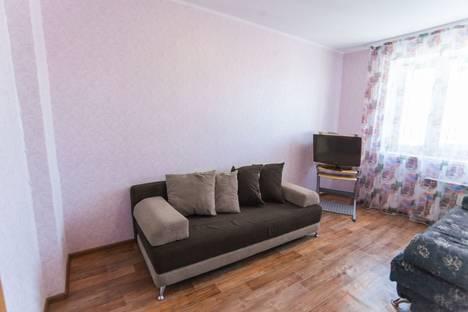 Сдается 3-комнатная квартира посуточно, М. Спиранского 23.