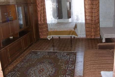 Сдается 2-комнатная квартира посуточно в Пятигорске, ул. Козлова, 9.