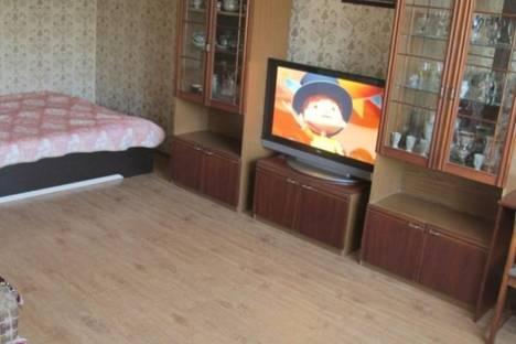 Сдается 1-комнатная квартира посуточнов Крымске, Советов, 23.