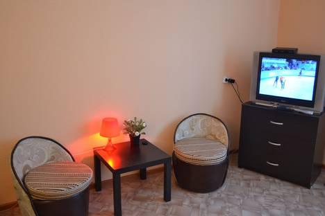 Сдается 1-комнатная квартира посуточно в Нижнем Новгороде, улица Совнаркомовская 26.