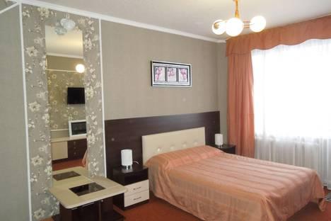 Сдается 1-комнатная квартира посуточно в Белокурихе, ул. Братьев Ждановых, дом 3.