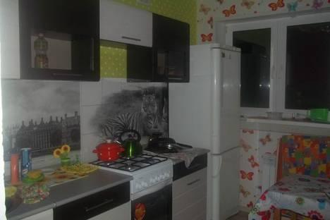 Сдается 2-комнатная квартира посуточно в Коломне, ул. Девичье поле, 5.