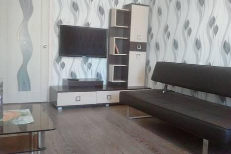 Сдается 2-комнатная квартира посуточно в Ухте, ул. М.К.Сидорова, 3.