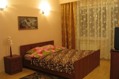 Сдается 1-комнатная квартира посуточно в Старом Осколе, Жукова 39.