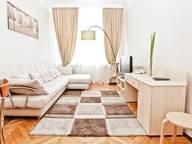Сдается посуточно 2-комнатная квартира в Москве. 45 м кв. переулок Камергерский, 2