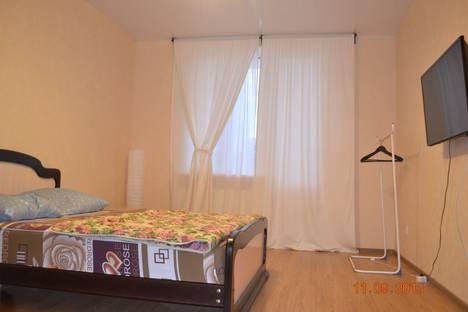 Сдается 2-комнатная квартира посуточно в Ставрополе, ул. Пирогова, 78.