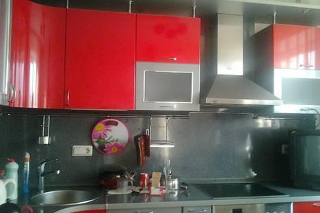 Сдается 1-комнатная квартира посуточнов Санкт-Петербурге, ул. Рихарда Зорге, 4.