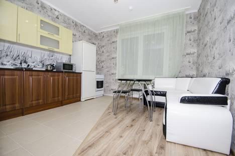 Сдается 1-комнатная квартира посуточнов Казани, улица Сибгата Хакима.
