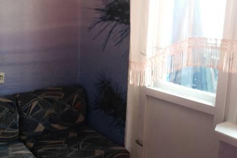 Сдается 1-комнатная квартира посуточнов Усинске, ул. Молодежная, 22.