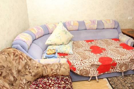 Сдается 1-комнатная квартира посуточно в Бийске, ул. Ленинградская, 55.