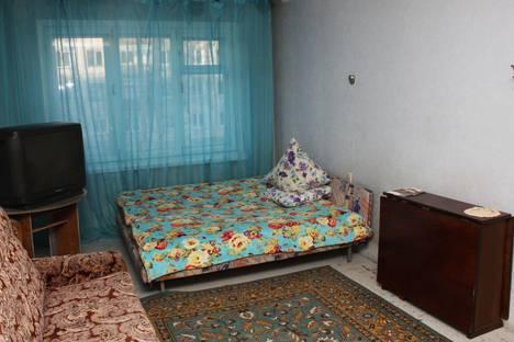 Сдается 3-комнатная квартира посуточно, ул. Воинов-Интернационалистов, 92.