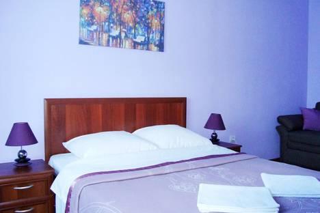 Сдается 1-комнатная квартира посуточно в Орле, ул. Максима Горького, 84.