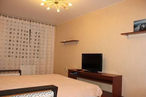 Сдается 1-комнатная квартира посуточно в Казани, ул. Сибгата Хакима, 33.