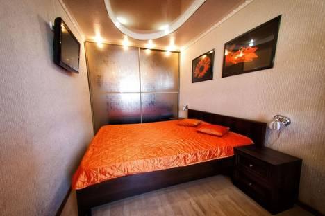 Сдается 2-комнатная квартира посуточно в Хабаровске, ул. Войкова, 8.