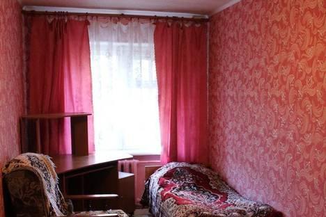 Сдается 3-комнатная квартира посуточно в Пскове, Рижский проспект, д.60.