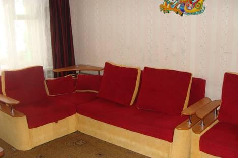 Сдается 1-комнатная квартира посуточнов Тюмени, ул. Рижская, 78.