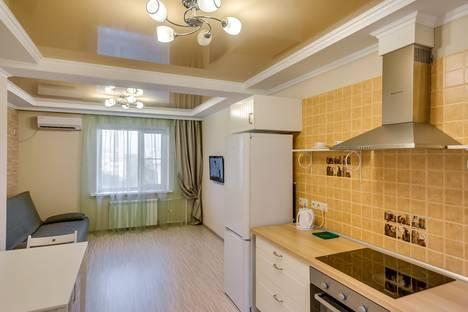 Сдается 2-комнатная квартира посуточнов Ростове-на-Дону, проспект Ленина, 81/1.