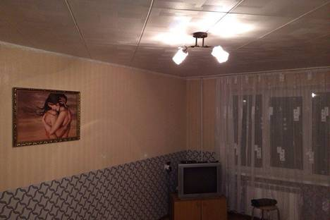 Сдается 1-комнатная квартира посуточно в Нефтекамске, ул. Ленина, 58б.