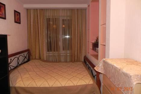 Сдается 2-комнатная квартира посуточно в Новокузнецке, Циолковского, 51.