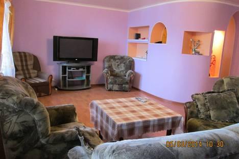 Сдается 3-комнатная квартира посуточно в Сыктывкаре, Домны Каликовой 14.