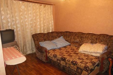 Сдается 1-комнатная квартира посуточнов Уфе, Революционная 30/1.