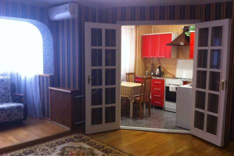 Сдается 1-комнатная квартира посуточно в Сочи, переулок Горького, 7.