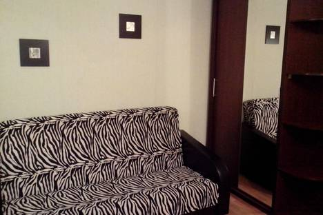 Сдается 1-комнатная квартира посуточнов Нижнем Новгороде, Московское шоссе, 19.
