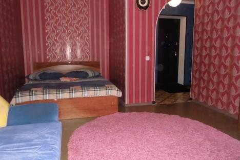 Сдается 1-комнатная квартира посуточно в Нижнекамске, проспект Шинников, 13.