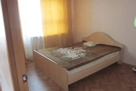 Сдается 2-комнатная квартира посуточно, К.Ильмера 1.