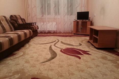 Сдается 1-комнатная квартира посуточно в Старом Осколе, мкр.Северный д.26.