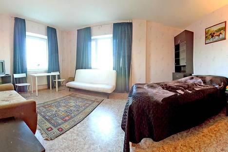 Сдается 1-комнатная квартира посуточнов Санкт-Петербурге, ул. Варшавская 19к5.