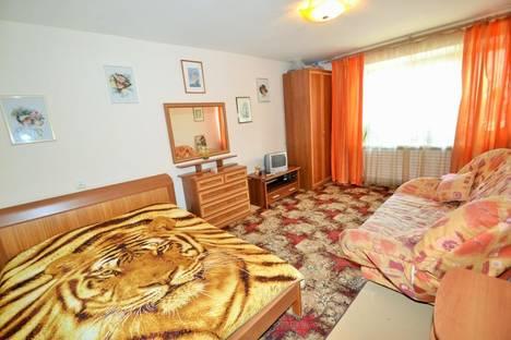 Сдается 1-комнатная квартира посуточнов Уфе, Проспект Октября 23.