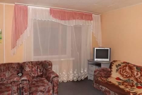Сдается 1-комнатная квартира посуточнов Уфе, Проспект Октября 95.
