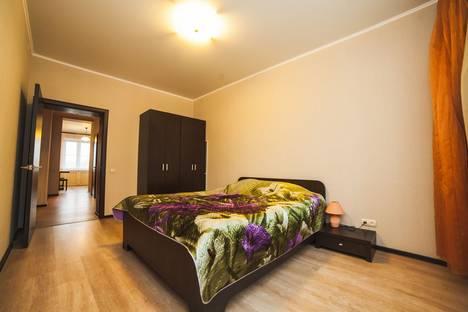 Сдается 2-комнатная квартира посуточно в Твери, проспект Чайковского, 46.