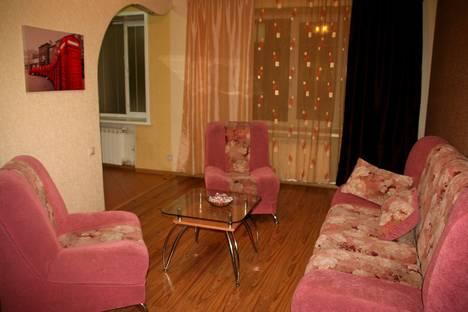 Сдается 1-комнатная квартира посуточно в Междуреченске, пр. 50-летия комсомола, д.25.