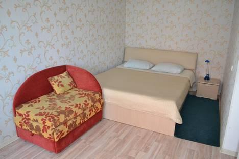Сдается 2-комнатная квартира посуточно в Омске, ул. Пушкина, 113.