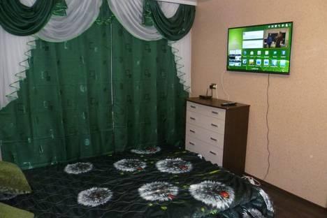 Сдается 1-комнатная квартира посуточно в Комсомольске-на-Амуре, ул. Молодогвардейская, 14.