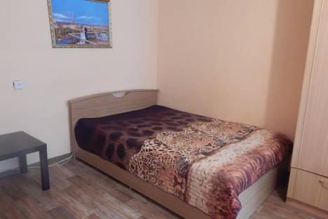 Сдается 1-комнатная квартира посуточно в Уфе, Степана Халтурина,57.