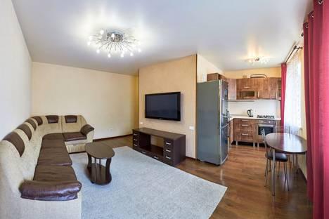 Сдается 2-комнатная квартира посуточно в Кургане, Кирова 109.